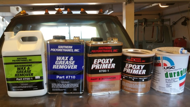 Paint Job Part 3  Primer  – GISI AUTO AND FAB